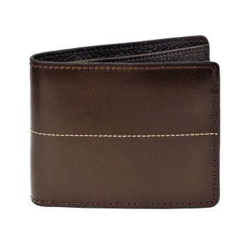Thunderbird Leather Wallet - Brown